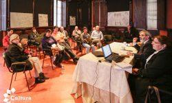 Realizaron Conversatorio sobre la Reglamentación de la Ley de Fomento al Audiovisual imagen