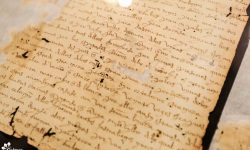 Archivo Nacional exhibe importantes documentos relacionados a la fundación de Asunción imagen