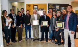 Cultura brinda reconocimiento a audiovisualistas premiados en Festival de Uruguay imagen