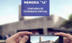Hasta hoy tenés tiempo de participar del Concurso de Fotografía Memoria 1-A imagen