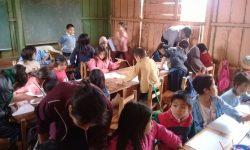 SNC e ISBA realizan talleres culturales en comunidad Aché imagen