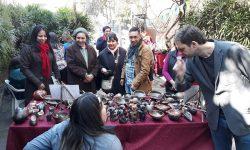 Talento y creatividad se exhibieron en la primera Feria de Arte Popular e Indígena de la SNC imagen