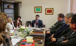 SNC y Senado articulan acciones para agenda legislativa en el ámbito cultural imagen