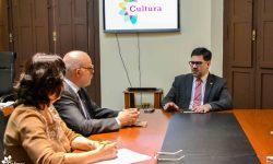 Cultura y Relaciones Exteriores fortalecerán la diplomacia cultural imagen
