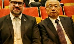 Ministro de Cultura asistió a concierto del Trío Kagurazaka imagen