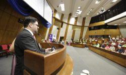 Ministro de Cultura insta a la juventud a comprometerse con el cambio cultural y educativo del país imagen