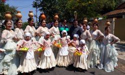 Ministro de Cultura participó de la 6° edición de la Fiesta en homenaje a la Virgen de la Merced imagen