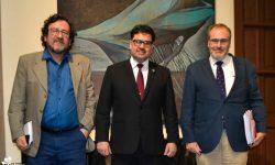 Plantean incluir proyectos culturales en la agenda de cooperación entre España y Paraguay imagen