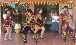 Los afroparaguayos celebraron su día al son de los tambores imagen