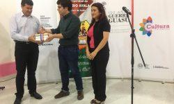 Comisión Sesquicentenario donó libros a la Biblioteca Municipal de Eusebio Ayala imagen