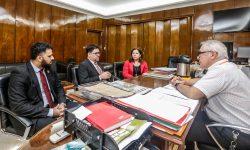 SNC e INDERT articularán acciones para la regularización patrimonial de sitios históricos imagen