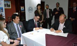 Cultura suscribe convenio con la Gobernación y los Municipios de Ñeembucú imagen