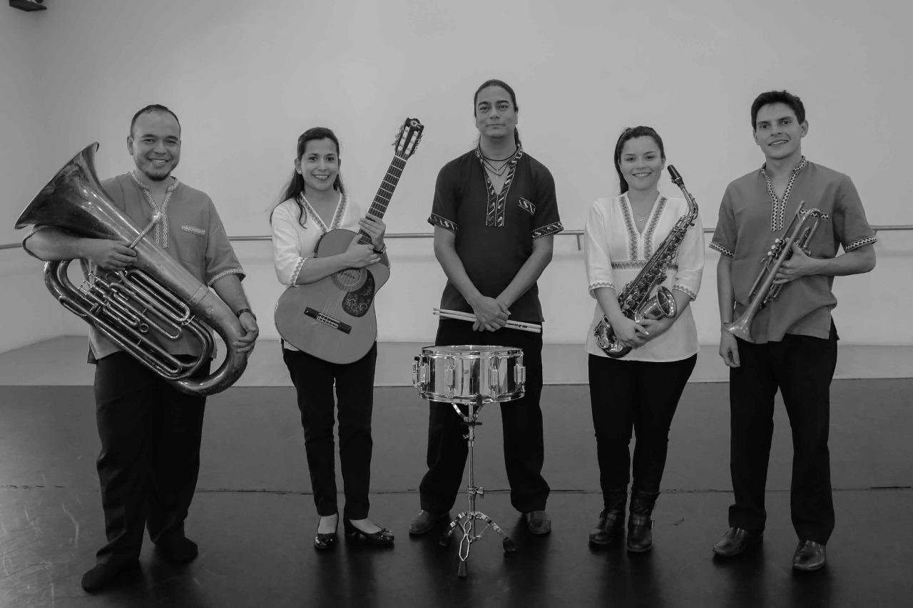 """Banda Nacional de la SNC presenta """"Gala de Sonidos y Danzas"""" imagen"""
