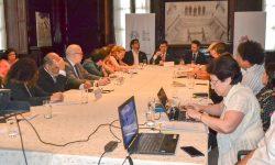 Comisión del Sesquicentenario aprobó varios proyectos imagen