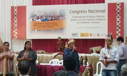 """SNC participó del Congreso """"Construyendo Políticas Públicas desde y con los Pueblos Indígenas en contextos urbanos"""" imagen"""