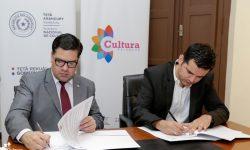 Cultura y comuna de Santa Elena suscriben convenio de cooperación imagen
