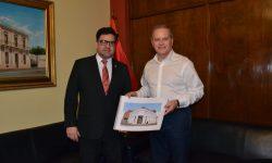 Plantean revitalizar el centro histórico de Asunción con proyectos de gran envergadura imagen