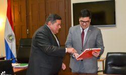 Paraguay y México analizan oportunidades de cooperación cultural imagen