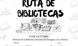 """SNC declara de interés cultural el proyecto """"Ruta de las Bibliotecas"""" imagen"""