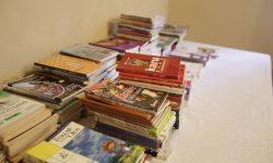 """SNC habilita en Ciudad del Este, Espacio Cultural """"Todos por el Arte"""" y dona libros a biblioteca local imagen"""