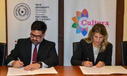 SNC y OEI firman Convenio de Cooperación Interinstitucional imagen