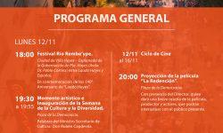 """Varios atractivos para """"La Semana de la Cultura y la Diversidad"""" imagen"""