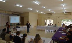 SNC realizó taller de diagnóstico del Plan Nacional de Cultura en el  departamento de Boquerón imagen