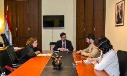 Solicitarán a la Fiscalía General del Estado, la creación de una Unidad especializada para la protección del Patrimonio Cultural imagen