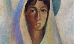 Cultura entregará fotografías de obras de Ofelia Echagüe al Instituto Superior de Bellas Artes imagen