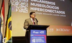 Paraguay, sede del Encuentro Internacional de Organismos Museológicos Hiperconectados imagen