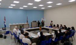 Gran participación en la Mesa de Cultura realizada en Amambay imagen