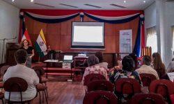 SNC realizó la Mesa de Cultura en el departamento de Misiones imagen