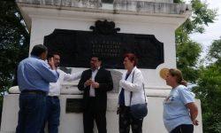 Intervendrán para la puesta en valor del monumento de Ytororó y su entorno imagen