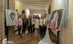 Inauguran muestra sobre obras de Ofelia Echagüe en San Bernardino imagen