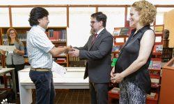 Con presencia del ministro de Cultura, culmina el taller de visitas guiadas a Museos, Archivos y Bibliotecas imagen