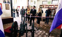 SNC y Comando de Artillería coordinarán esfuerzos para la puesta en valor del Museo Gral. Enrique Duarte Alder imagen