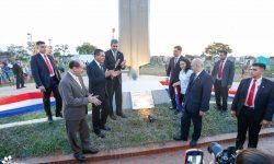 Inauguran Monumento de la Batalla de Avay imagen