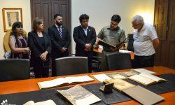 Descendientes del ex presidente Rafael Franco donaron bienes históricos al Estado paraguayo imagen