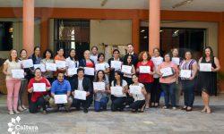 Funcionarios de Cultura concluyeron curso de Guaraní imagen