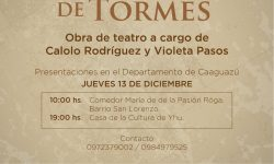 Presentan obra El Lazarillo de Tormes imagen