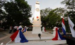 Recuerdan a los Héroes de Avay en Villeta imagen