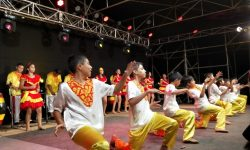 Kamba Cua celebró a San Baltazar imagen