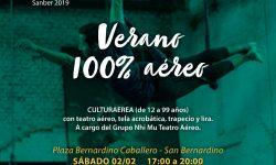 "Fin de temporada de ""Verano Cultural Sanber 2019"" imagen"