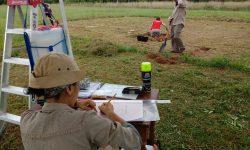 La SNC inicia estudios arqueológicos preventivos en el Campamento Cerro León imagen
