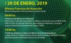 Prevén charlas magistrales sobre Patrimonio Inmaterial y audiciones para que grupos folklóricos actúen en México imagen