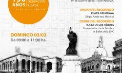 Se viene la segunda edición del Circuito Histórico guiado en Asunción imagen
