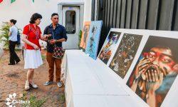 Exponen arte y cultura de pueblos originarios en apertura del Año Internacional de Lenguas Indígenas
