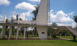 Inician puesta en valor del Parque Nacional Cerro Corá para conmemoración del 1º de Marzo