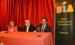 Inician preparativos para la Bienal Internacional de Asunción 2019 imagen