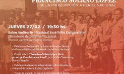 Sesquicentenario organiza charla sobre el Lopizmo imagen